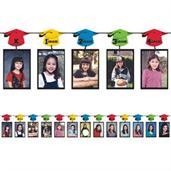 Graduation Photo 12ft. Garland Decoration