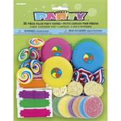 Festive Pinata Filler Favors 36pcs (1)
