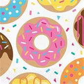 Donut Time Lunch Napkins (16)
