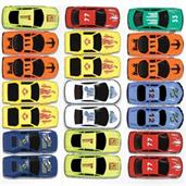 Die Cast Cars Mega Mix Favor Pack (21)