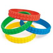 Block Party Rubber Bracelet (12)