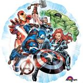 Avengers Assemble 18 Balloon (1)
