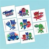 PJ Masks Tattoo Sheet (1)