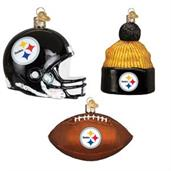 Pittsburgh Steelers Christmas Ornaments