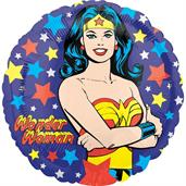 Wonder Women Foil Balloon