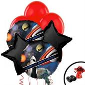 Space & Alien Colorful Party Balloons, Numbered Balloons and Balloon Bouquets
