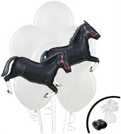 Horse Jumbo Balloon Bouquet
