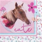 Rachael Hale Beautiful Horse Lunch Napkins (20)
