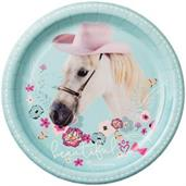 Rachael Hale Beautiful Horse Plates