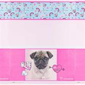 Rachael Hale Dog Love Tablecover