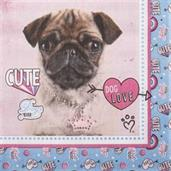 Rachael Hale Dog Love Lunch Napkins (20)