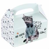 Rachael Hale Cats Rule Favor Box