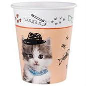 Rachaelhale Glamour Cats Cups & Glasses