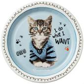 Rachaelhale Glamour Cats Tableware