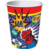 Superhero Cups & Glasses