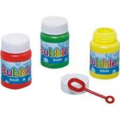 Party Bubbles Favor (6 Pack)