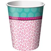 Spa Party 9 oz Cups (8 Count)