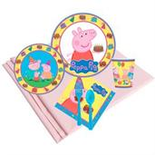 Peppa Pig 8 Guest Party Pack