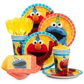 Sesame Street Snack Party Pack