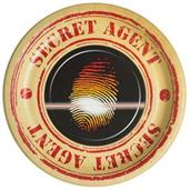 Secret Agent Party Supplies and Decorations