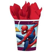 Spiderman Webbed Wonder 9oz. Cups