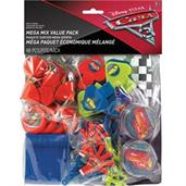 Disney Cars Mega Mix Favor Pack (For 8 Guests)