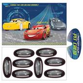 Disney Cars Party Game (Each)