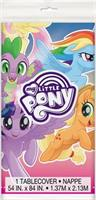 My Little Pony Flying Ponies Plastic Tablecover