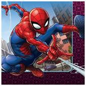 Spiderman Webbed Wonder Lunch Napkins (16)