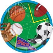 Sports Party Party Supplies & Decorations