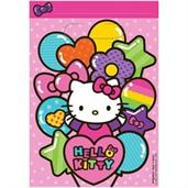 Hello Kitty Rainbow Loot Favor Bags (8 Count)