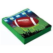 Football Party Lunch Napkins(16)