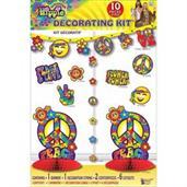 Hippie Party Supplies & Decorations