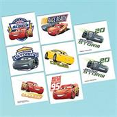 Disney Cars 3 Tattoo Sheet (1)