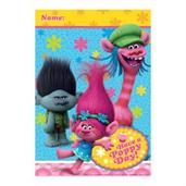 Trolls Treat Bags(8)