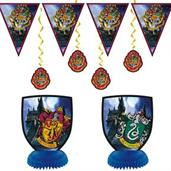 Harry Potter Decor Kit(7)