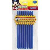 Mickey Party Straws(24)