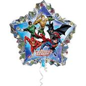 "Justice League Jumbo Foil Balloon (34"")"