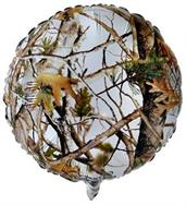 "White Camo 18"" Balloon (1)"