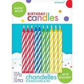 Magic Re-Lite Candles (10 Pack)