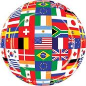 Around the World Party Supplies & Decorations
