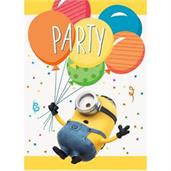 Despicable Me Invitations (8)