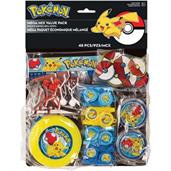 Pokemon Core Favor Pack (48 pieces)