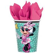 Minnie Mouse Helpers 9oz Paper Cups (8 )
