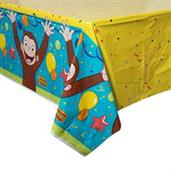 Curious George Plastic Tablecover (1)