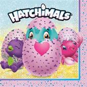 Hatchimals Luncheon Napkins (16)