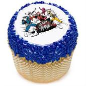 "Power Rangers Ninja Steel 2"" Edible Cupcake Topper (12 Images)"