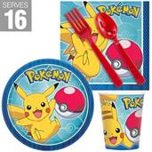 Pokemon Party Supplies and Decorations