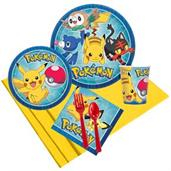 Pokemon Party Supplies & Decorations Red