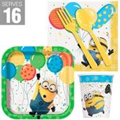 Despicable Me Minions Snack Pack for 16